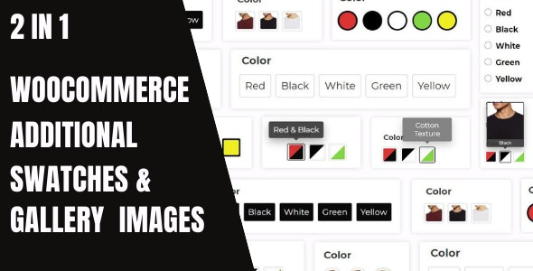 WooCommerce Additional Variation Swatches And Images PRO - CodeCanyon Item for Sale