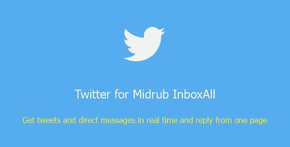 Twitter for Midrub InboxAll