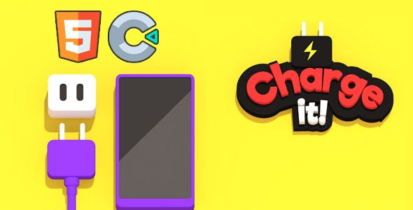 Charge it! - HTML5 Game - Construct 3