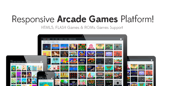 Arcade Games Platform - HTML5 Games & Unity - CodeCanyon Item for Sale