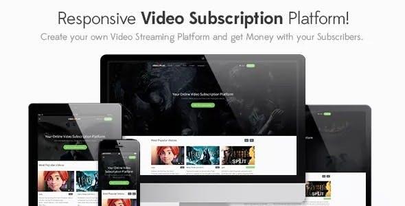 Video Subscription Platform