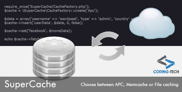 SuperCache - CodeCanyon Item for Sale