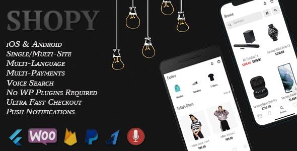 Shopy WooCommerce Multi-Store