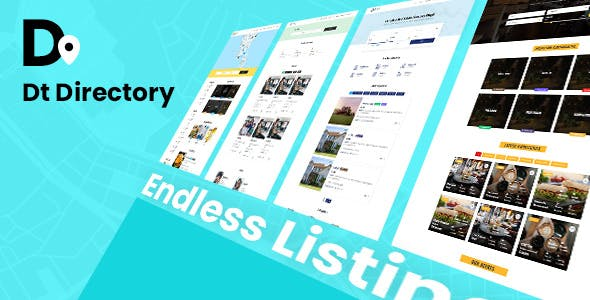 DT - Directory WordPress Plugin