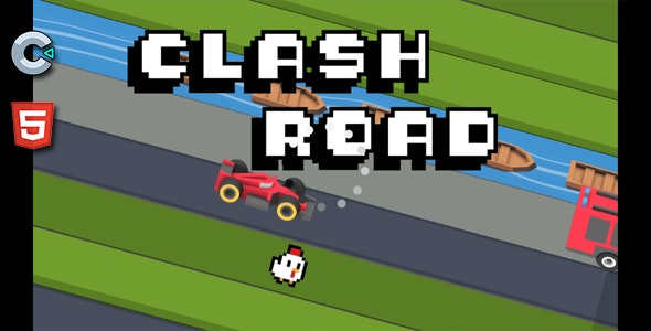 Clash Road - HTML5 Mobile Game - CodeCanyon Item for Sale