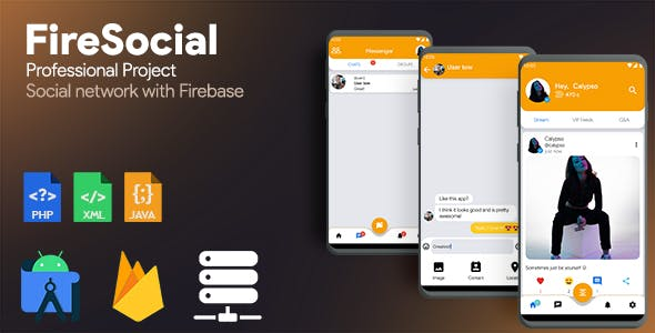 FireSocial | Firebase Social Network