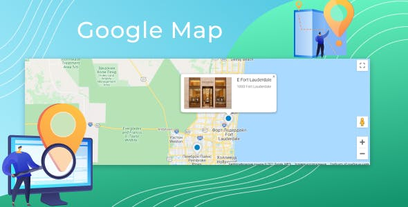 Google Maps Store Locator
