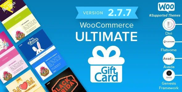 WooCommerce Ultimate Gift Card - CodeCanyon Item for Sale