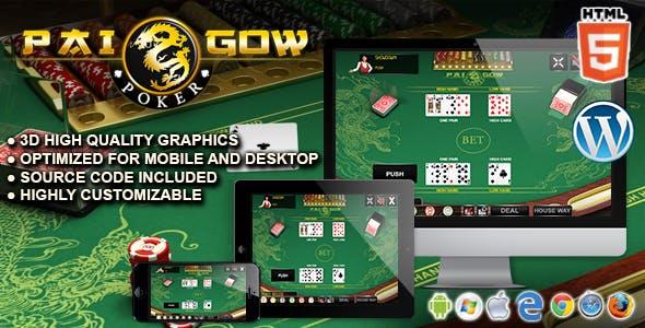 Pai Gow Poker - HTML5 Casino Game