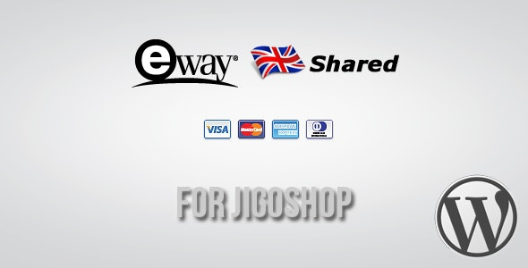 eWAY UK Shared Gateway for Jigoshop - CodeCanyon Item for Sale