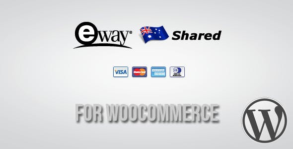 eWAY AU Shared Gateway for WooCommerce