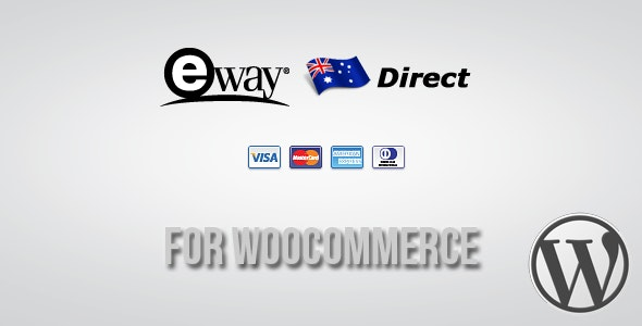 eWAY AU Direct Gateway for WooCommerce - CodeCanyon Item for Sale