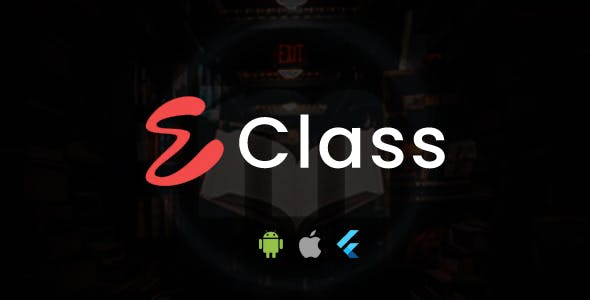 eClass LMS Mobile App - Flutter Android & iOS