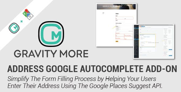 Address Google Autocomplete In Gravity Forms