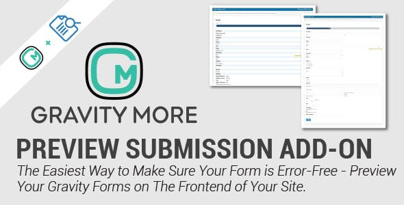 Preview Submission in Gravity Forms