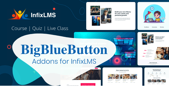BigBlueButton - InfixLMS Module - CodeCanyon Item for Sale