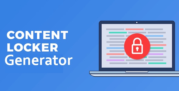 Facebook Content Locker Generator - CodeCanyon Item for Sale