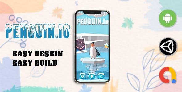 Penguin.io - (Unity - Admob)