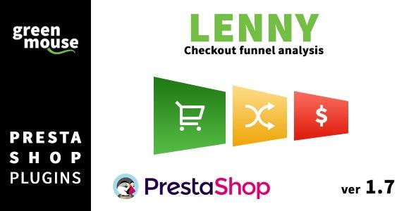 Lenny - Prestashop checkout funnel analysis - CodeCanyon Item for Sale