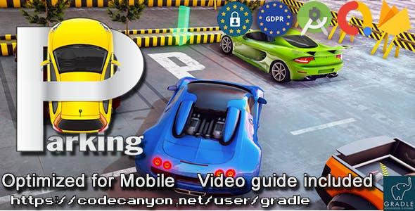 Parking (Admob + GDPR + Android Studio)