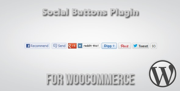 Social Buttons for WooCommerce - CodeCanyon Item for Sale