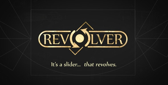 Revolver Slider A Revolving Slider - CodeCanyon Item for Sale