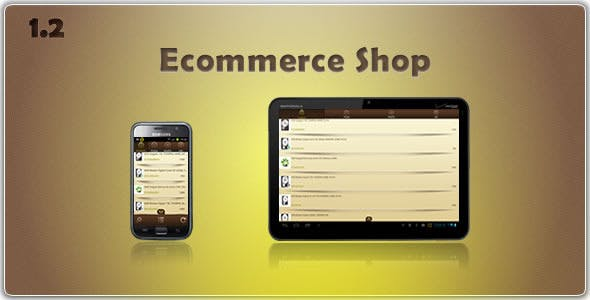 E-commerce Shop with PayPal Integration