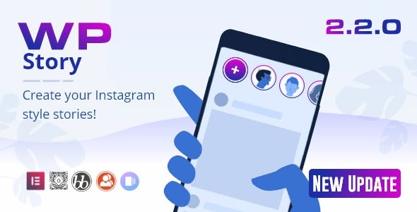 WP Story Premium - Instagram Style Stories For WordPress