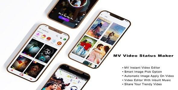 MV Video Master : Trendy Video Maker