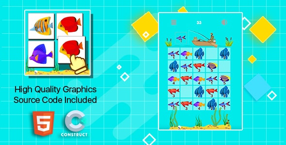Merge Fish - CodeCanyon Item for Sale