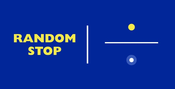 Random Stop | HTML5 | CONSTRUCT 3 - CodeCanyon Item for Sale