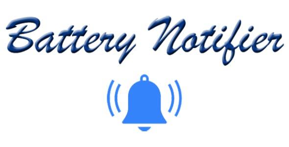 Battery Notifier