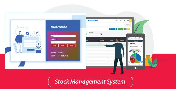 Stock Management System | Inventory Manage & Transaction | Point of Sale 2021 - CodeCanyon Item for Sale