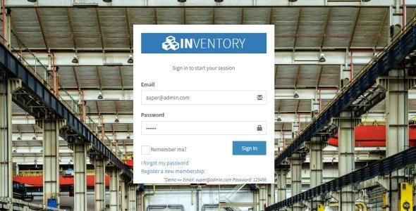 SORA - Inventory Management Web App Based on ASP.NET Core 5.x.x MVC - CodeCanyon Item for Sale