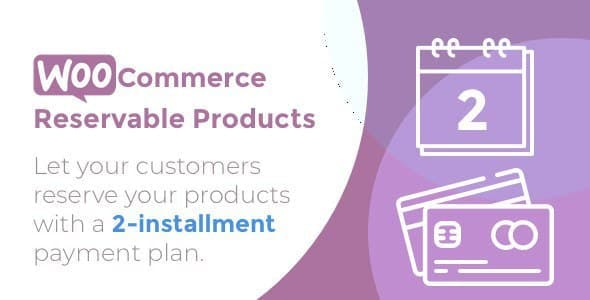 WooCommerce Reservable Products