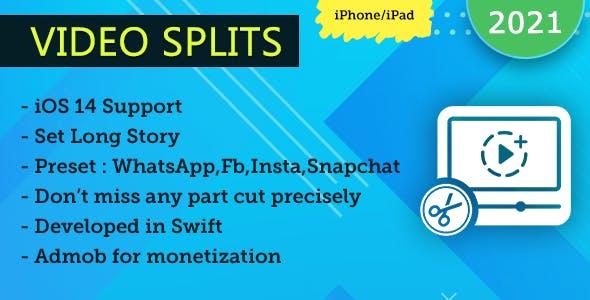 Video Splits iOS (iPhone/iPad)