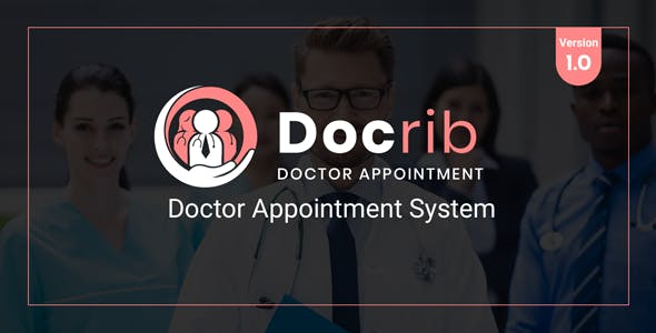 Docrib - Doctor Appointment System