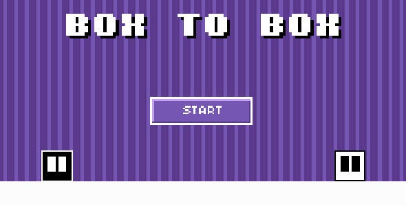 BOX TO BOX   Html5 Game   Construct 2/3