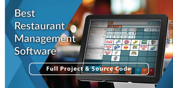 Advanced Restaurant Management System | Point Of Sale C# - CodeCanyon Item for Sale