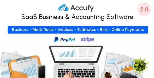 Accufy - SaaS Business & Accounting Software