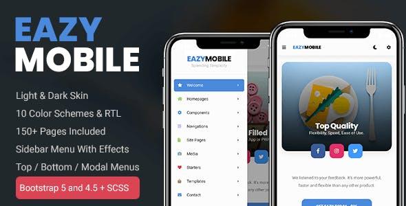 Eazy Mobile | PhoneGap & Cordova Mobile App