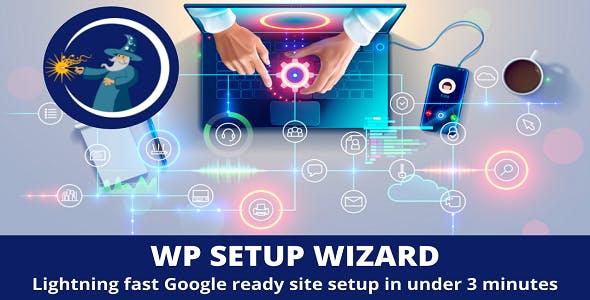 WP Setup Wizard