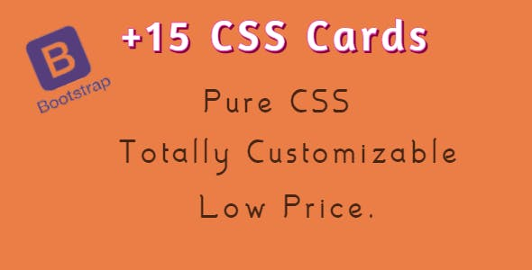 +15 2021 Modern CSS Cards based On Bootstrap and amazing effects