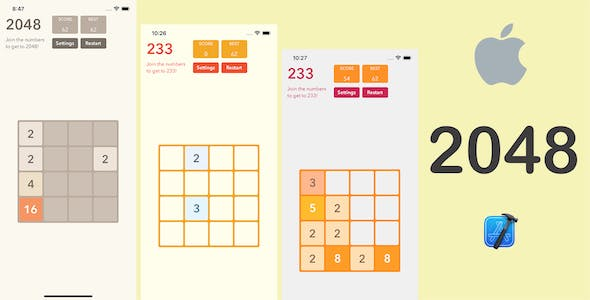 Board Game - 2048 for iOS