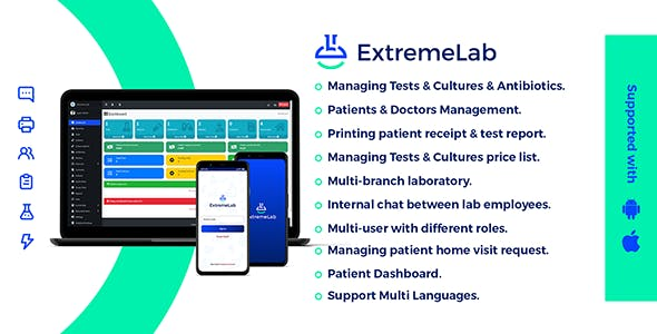 Extreme Laboratory Management System