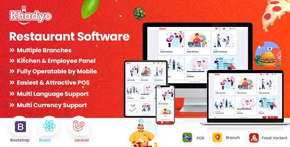 Khadyo Restaurant Software
