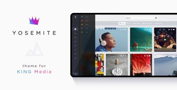 Yosemite - King Media Viral Magazine Theme - CodeCanyon Item for Sale