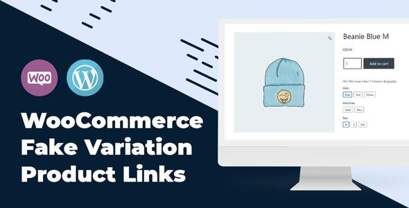 MT WooCommerce Fake Variation Links - CodeCanyon Item for Sale