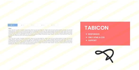 Tabicon - Tabs Framework