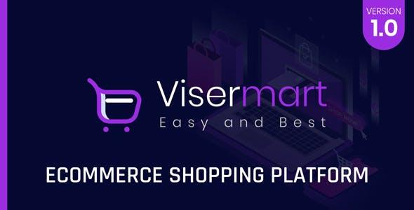 ViserMart - Ecommerce Shopping Platform